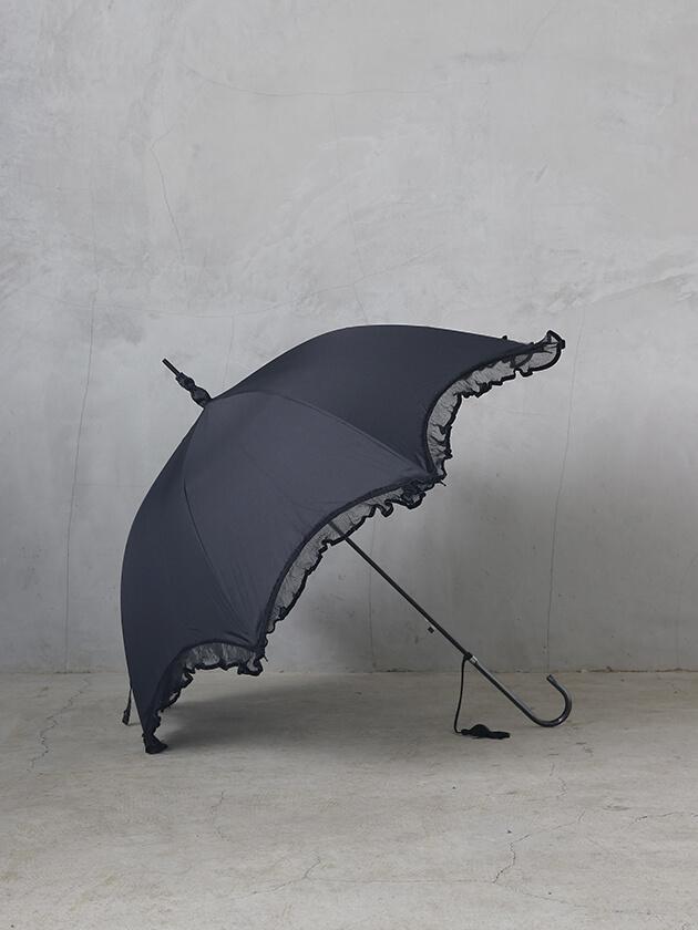 Fiorira un Giardino傘フリル ブラック
