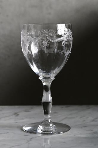 フレンチアンティーク L020 MJ グラスゴブレット