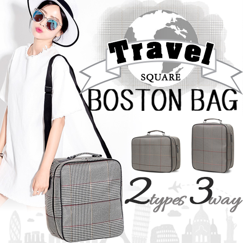 3way ボストンバッグ * 2type