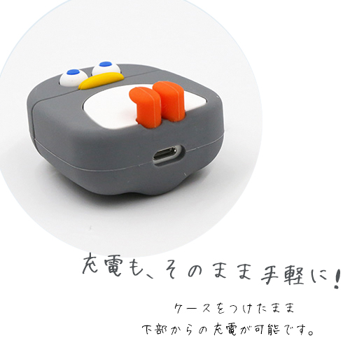AirPods ペンギン * brunch brother