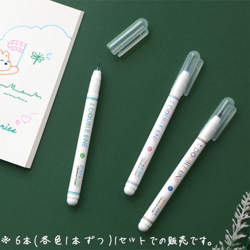 ペン 2色 かわいい * 6color