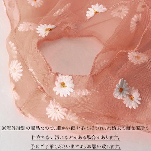 「透け感」シアーバッグ * 3color