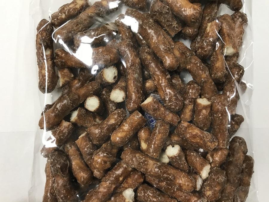 加藤製菓 黒糖かりんとう