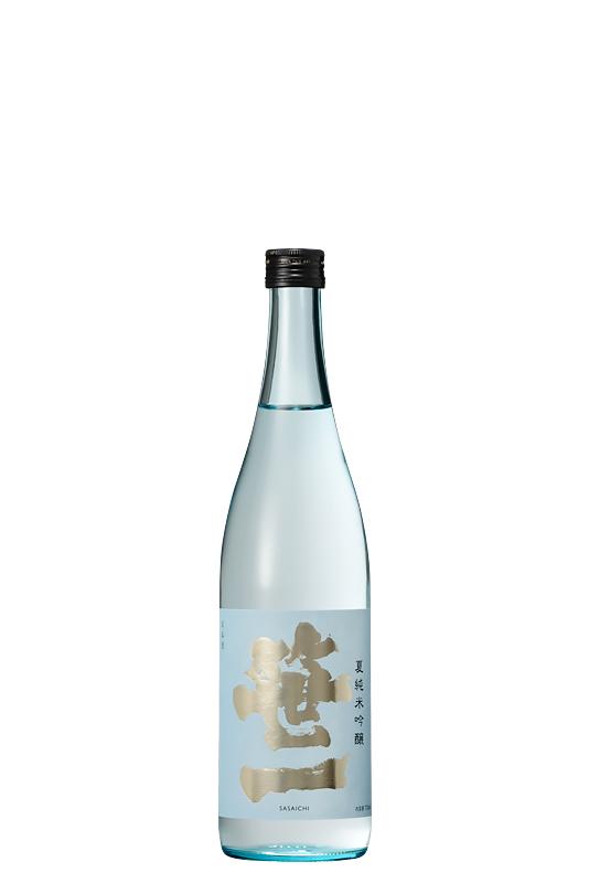 【季節限定酒】笹一 夏純米吟醸 720ml