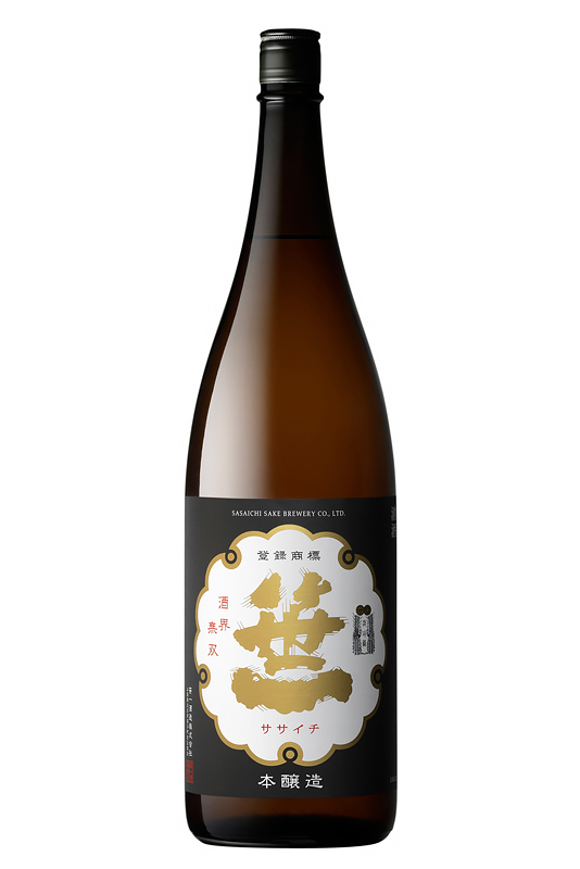 本醸造 笹一 1800ml