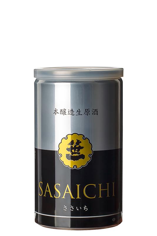 本醸造生原酒アルミ缶 200ml