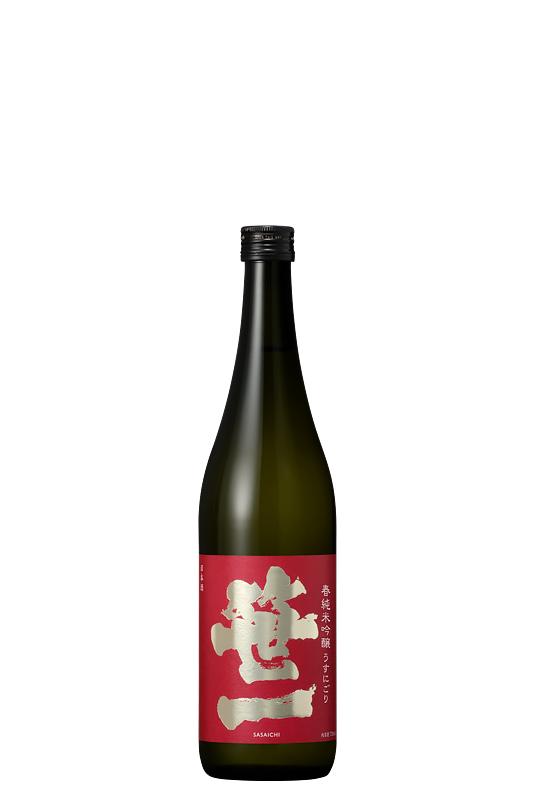 【季節限定酒】笹一 春純米吟醸 うすにごり 720ml