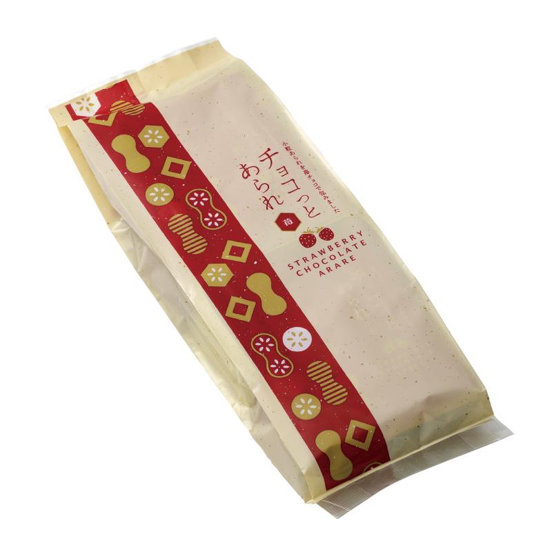 チョコっとあられ いちご 袋入 18g×6袋