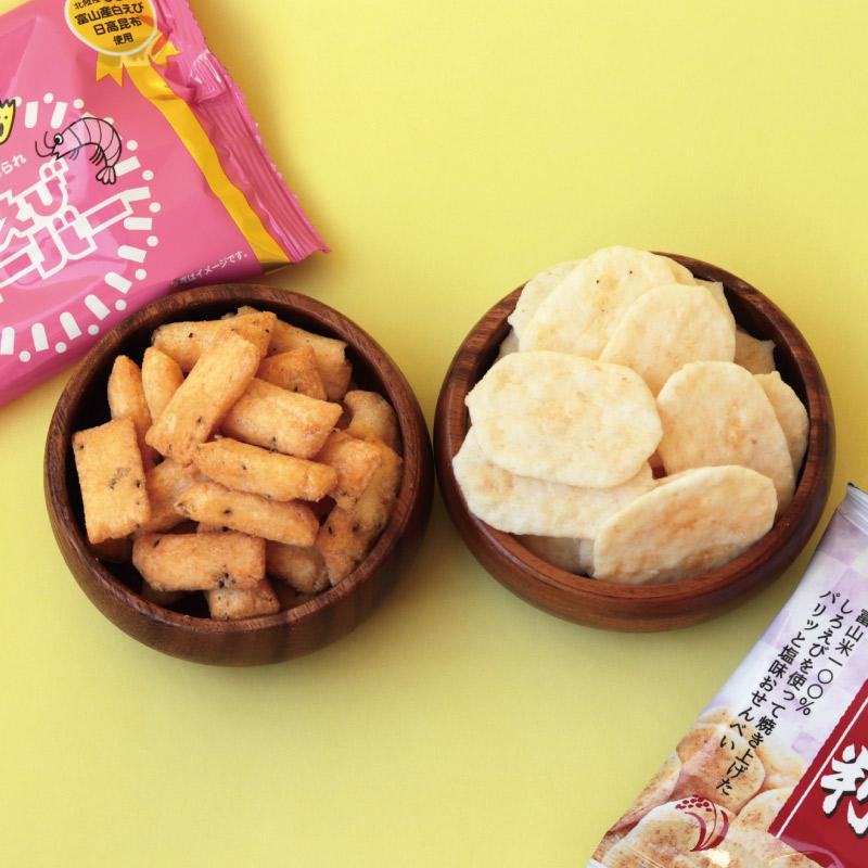 北陸白えび米菓詰め合わせ