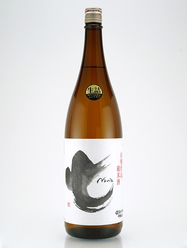蓬莱泉 山廃純米 NANA 生詰 1800ml