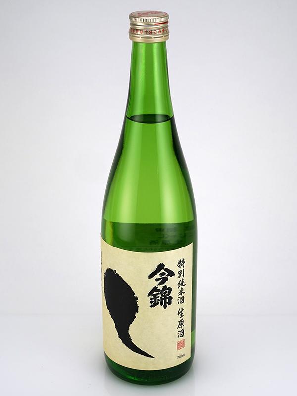 今錦 特別純米 おたまじゃくし 生原酒 720ml ※クール便推奨