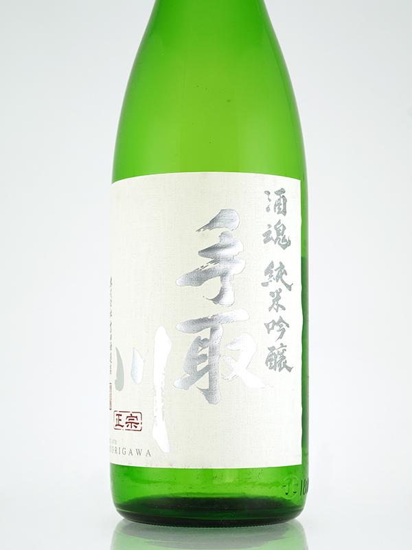 手取川 純米吟醸 酒魂 1800ml