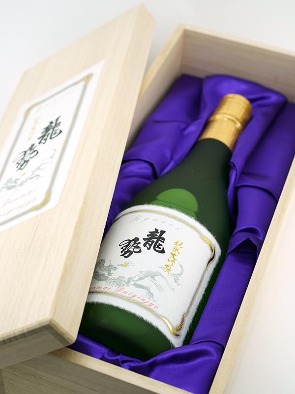 龍勢 生もと 純米大吟醸 別格品 720ml ※クール便推奨