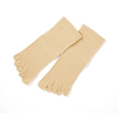 レディス5本指靴下