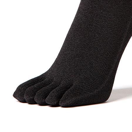メンズ5本指靴下(L)