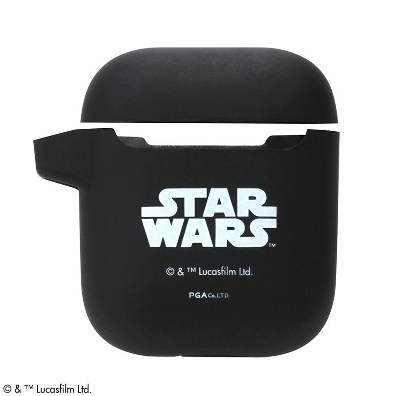 STAR WARS/Air Pods充電ケース用 シリコンカバー/ロゴ