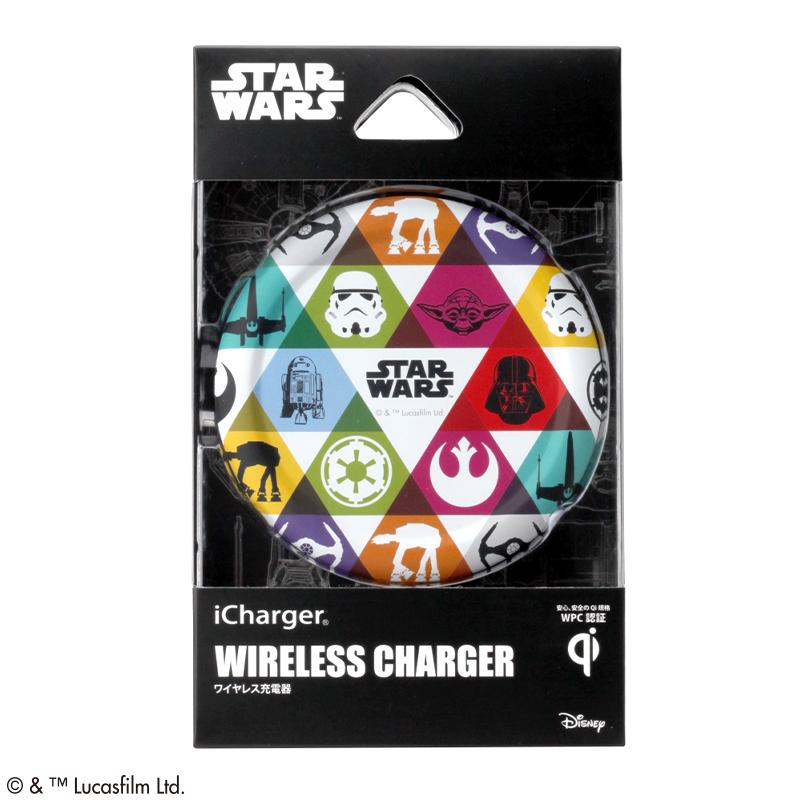 STAR WARS/ワイヤレス充電器/トライアングル