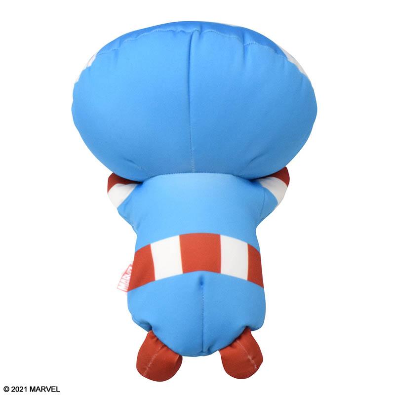 抱きクッション/キャプテンアメリカ/ブルー