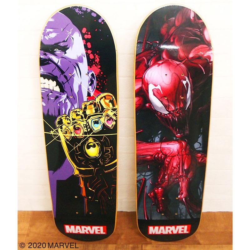 MARVEL/スケートボード/カーネイジ