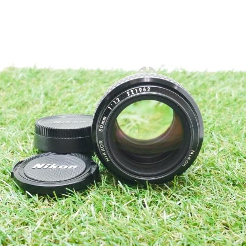 中古品 Nikon NIKKOR 50mm F1.2