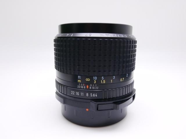 中古品 SMC PENTAX67 55㎜ F4