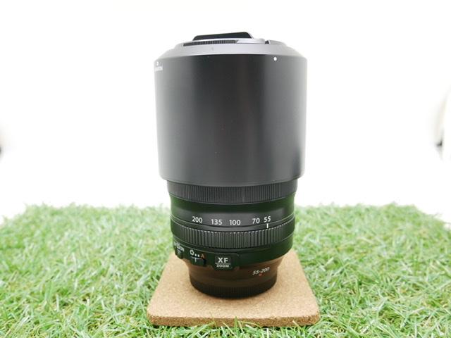 中古品 富士フイルム XF55-200mm F3.5-4.8 R LM OIS