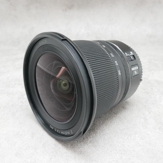 中古品 Nikon NIKKOR Z14-30mmF4Z