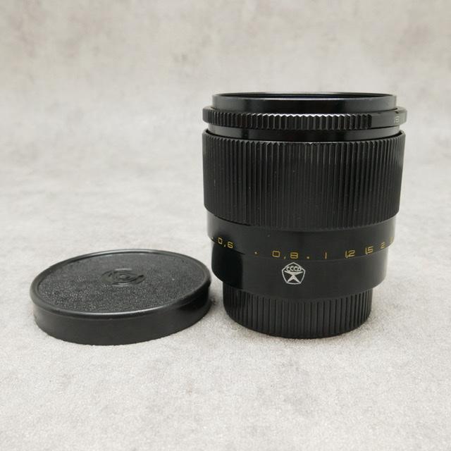 中古品 industar-61 L/Z 50mm F2.8 中古品