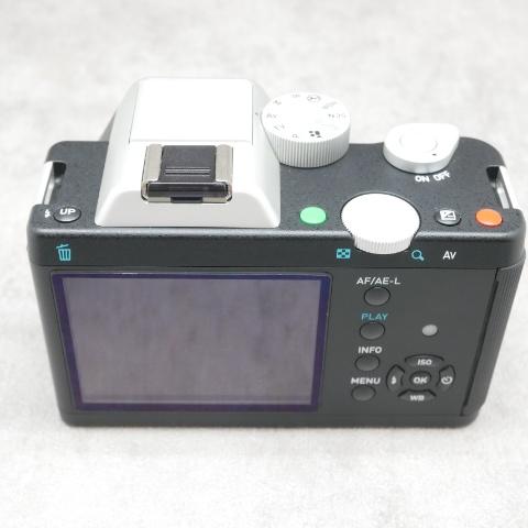 中古品 PENTAX K-01 ボディ
