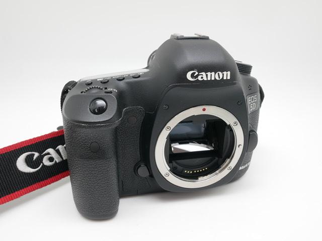中古品 Canon EOS5D MarkⅢ ボディ