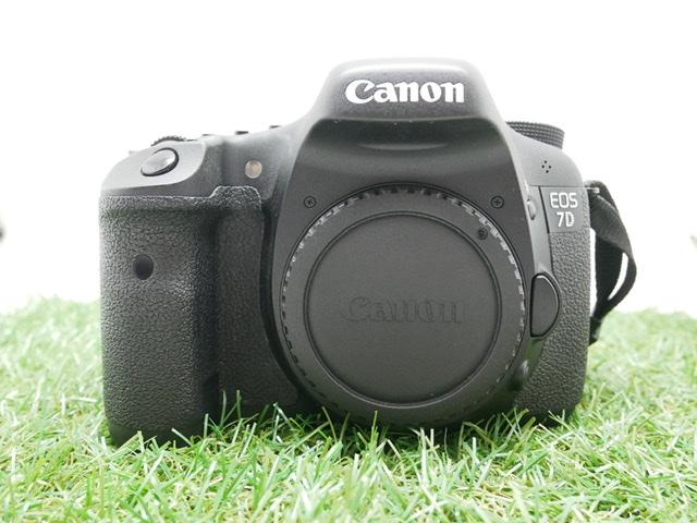 中古品 Canon EOS7Dボディ