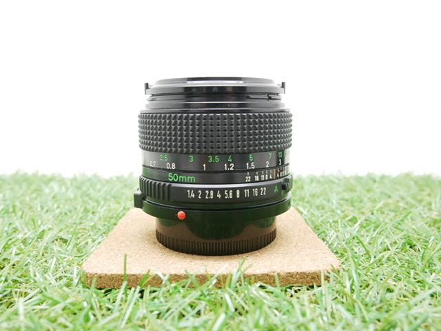 中古品 Canon New FD 50mm F1.4
