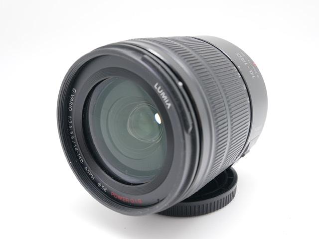 中古品 LUMIX G VARIO 14-140mm/F3.5-5.6 ASPH./POWER O.I.S. H-FS14140-K
