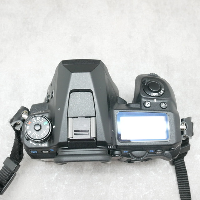 中古品 ペンタックス K-3Ⅱボディ