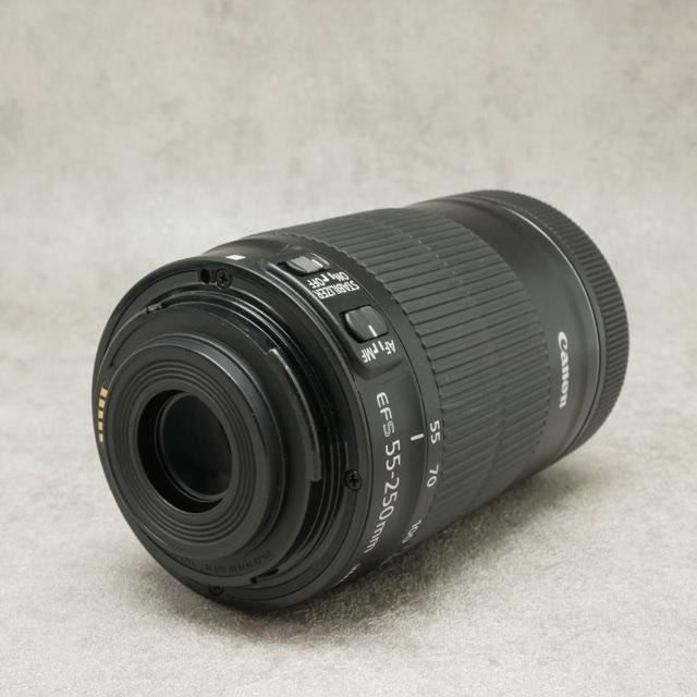 中古品 CANON EOS9000Dダブルズームキット
