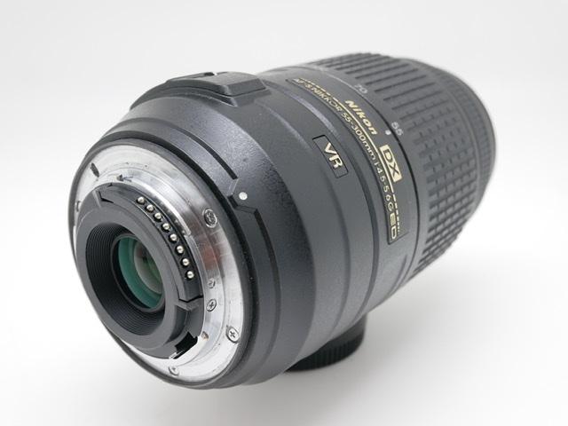 中古品 Nikon AF-S DX NIKKOR 55‐300mm F4.5-5.6G ED VR
