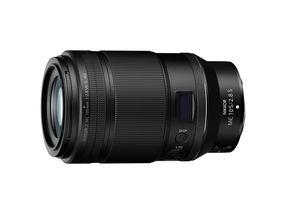 【予約商品】Nikon(ニコン)NIKKOR Z MC 105mm f/2.8 VR S【2021年6月25日発売予定】