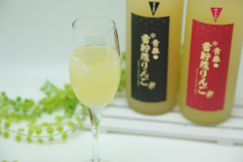 雪貯蔵りんごゼリーとりんごジュースセット 【青森県つがる市産】