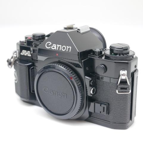 中古品 Canon A-1 ブラック