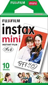 フジフイルム(FUJIFILM)インスタントカメラ instax mini 40 「チェキ」【フィルム10枚×1本付き】