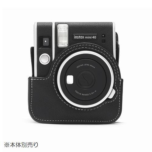 フジフイルム(FUJIFILM)カメラケース instax mini 40 「チェキ」用