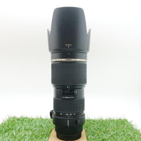 中古品 TAMRON SP AF 70-200mm F2.8 Di LD MACRO