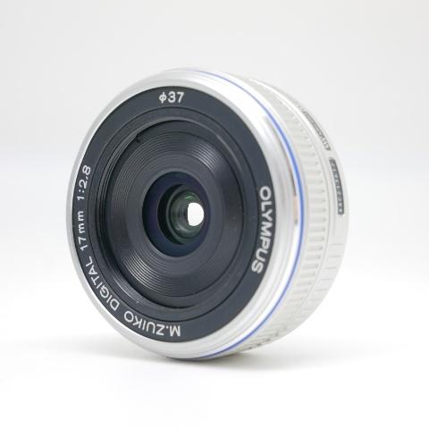 中古品 OLYMPUS M.ZUIKO DIGITAL 17mm F2.8