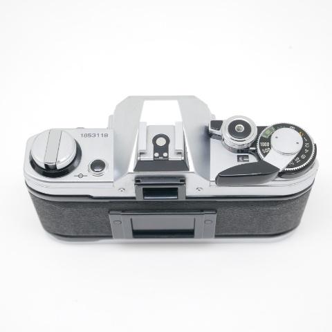 中古品 Canon AE-1 シルバーボディ【訳アリ】 #1853118