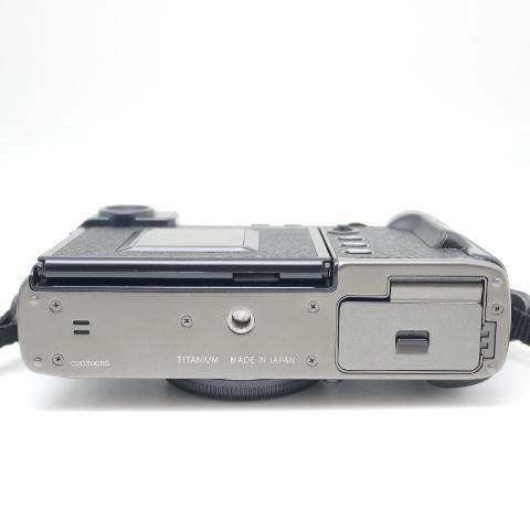 中古品 FUJIFILM X-PRO3 DR ブラック