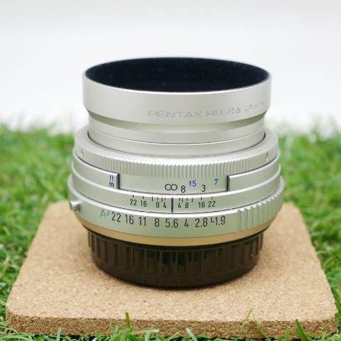 中古品  SMC PENTAX -FA 43mm F1.9 Limited