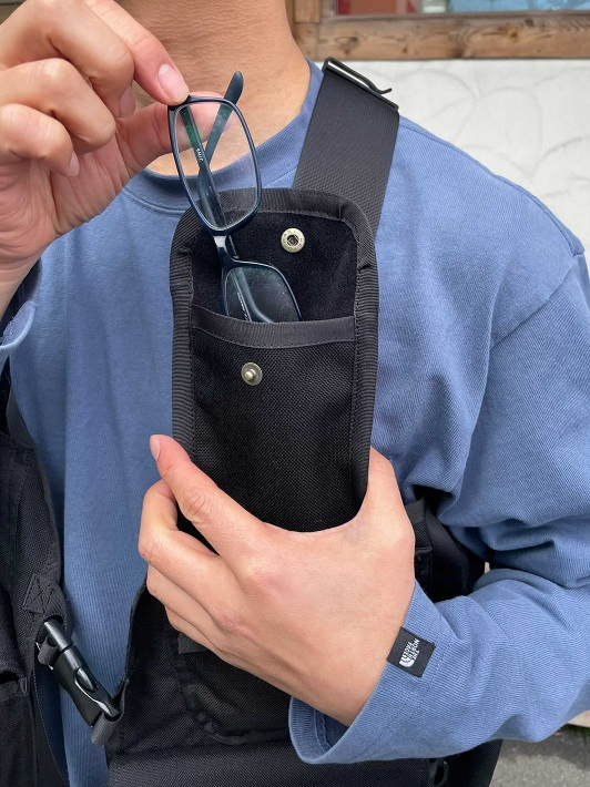 JAPATAKE(ジャパテイク) GLASS CASE モデル