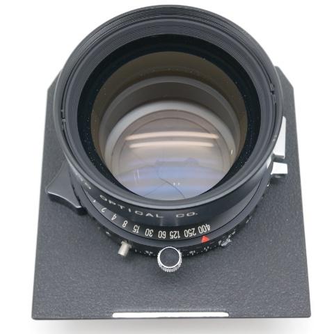 中古品 FUJINON W 250mm F6.3