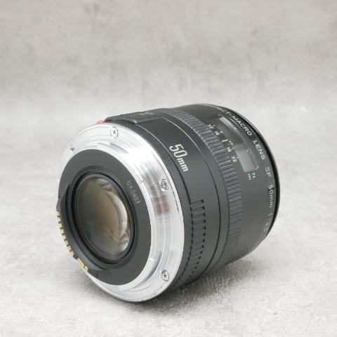 中古品 Canon EF 50mm F2.5 MACRO