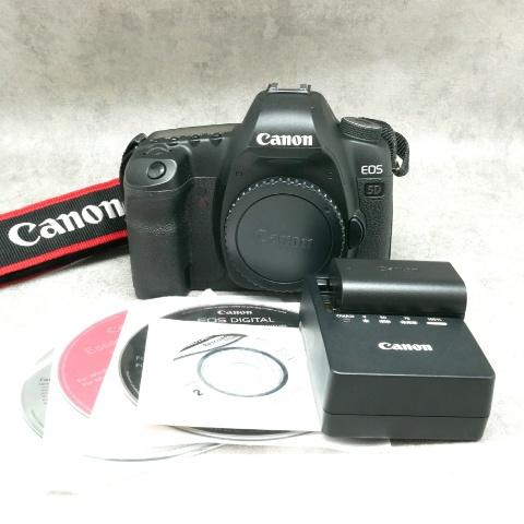 中古品 Canon 5D MarkⅡ ボディ